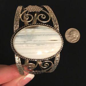 Jewelry - Owyhee Opal Cuff